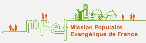 logo mission populaire évengelique de France